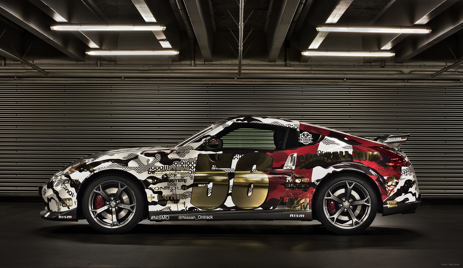 370Z Nismo Gumball