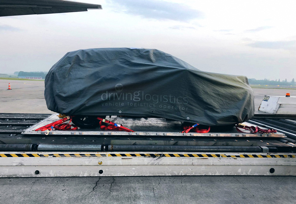 How to ship a car from UAE to Europe